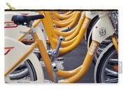 Bike Mi Comune Di Milano Italia Carry-all Pouch