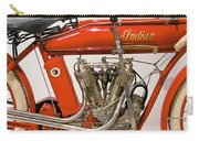 Bike - Motorcycle - Indian Motorcycle Engine Carry-all Pouch