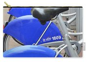Bike Rental In Marseille Carry-all Pouch
