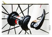 Bike Spokes Carry-all Pouch
