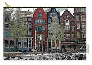 Bikes Everywhere In Amsterdam-netherlands Carry-all Pouch
