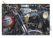 Old Motorbikes Carry-all Pouch