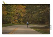 Biking In The Smoky Mountains Carry-all Pouch