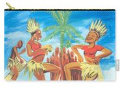 Bikutsi Dance 3 From Cameroon Carry-all Pouch