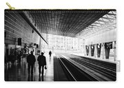 Bilbao Train Station Carry-all Pouch