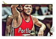 Bill Walton Carry-all Pouch by Florian Rodarte