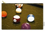 Billiards Art - Your Break -art 8 Carry-all Pouch