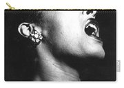 Billie Holiday (1915-1959) Carry-all Pouch