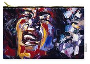 Billie Holiday Jazz Faces Series Carry-all Pouch