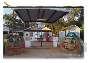 Billy Carters Old Service Station In Plains Georgia Carry-all Pouch