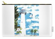 Biloxi Lighthouse Carry-all Pouch