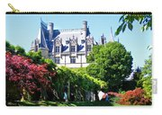 Biltmore House And Gardens Carry-all Pouch