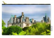 Biltmore In The Distance Carry-all Pouch