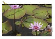 Biltmore Water Lillies Carry-all Pouch