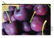 Bing Cherries Carry-all Pouch