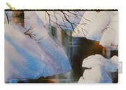 Birch At Russian Jack Park Carry-all Pouch