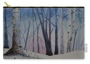Birch Dawn Carry-all Pouch