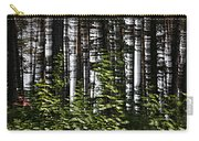 Birch Illusion Carry-all Pouch