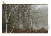 Birch In Winter Carry-all Pouch
