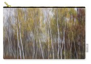 Aspen Trees At Lake Maria State Park Minnesota Carry-all Pouch