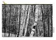 Birch Sentinels Carry-all Pouch