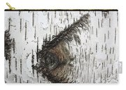 Birch Textures 30 Carry-all Pouch