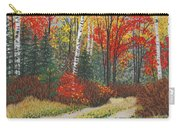 Birch Trail Carry-all Pouch