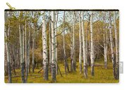 Birch Tree Grove No. 0126 Carry-all Pouch