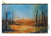 Birches Pond Carry-all Pouch