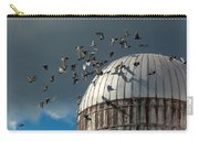 Bird - Birds Carry-all Pouch by Mike Savad