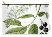 Bird Cherry Cerasus Padus Or Prunus Padus Carry-all Pouch