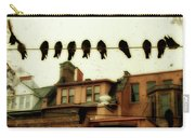 Bird Cityscape Carry-all Pouch