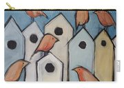 Bird Condo Association Carry-all Pouch