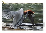 Bird Dance Carry-all Pouch