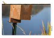 Bird House Autumn 1 Carry-all Pouch