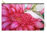 Bird In Bloom Carry-all Pouch