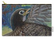 Bird In Flight Carry-all Pouch