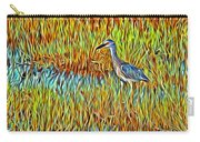 Bird In The Reeds Carry-all Pouch