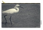 Bird In The Water Carry-all Pouch
