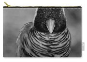 Bird In Your Face Bw Carry-all Pouch