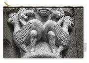 Bird Man Carry-all Pouch