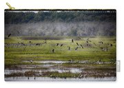 Bird Migration Carry-all Pouch