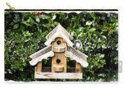 Evans's Bird Of Oregon City Carry-all Pouch