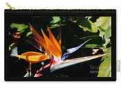 Grotto Bay Bird Of Paradise # 1 Carry-all Pouch
