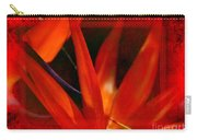 Bird Of Paradise Flower 5 Carry-all Pouch