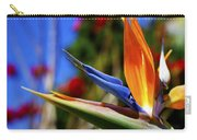 Bird Of Paradise Open For All To See Carry-all Pouch