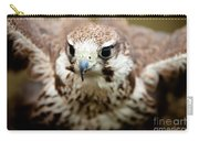 Bird Of Prey Flying Carry-all Pouch