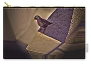Bird On A Ledge Carry-all Pouch