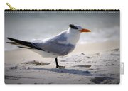 Bird On The Shoreline Carry-all Pouch