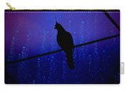 Bird On The Wire ... Carry-all Pouch